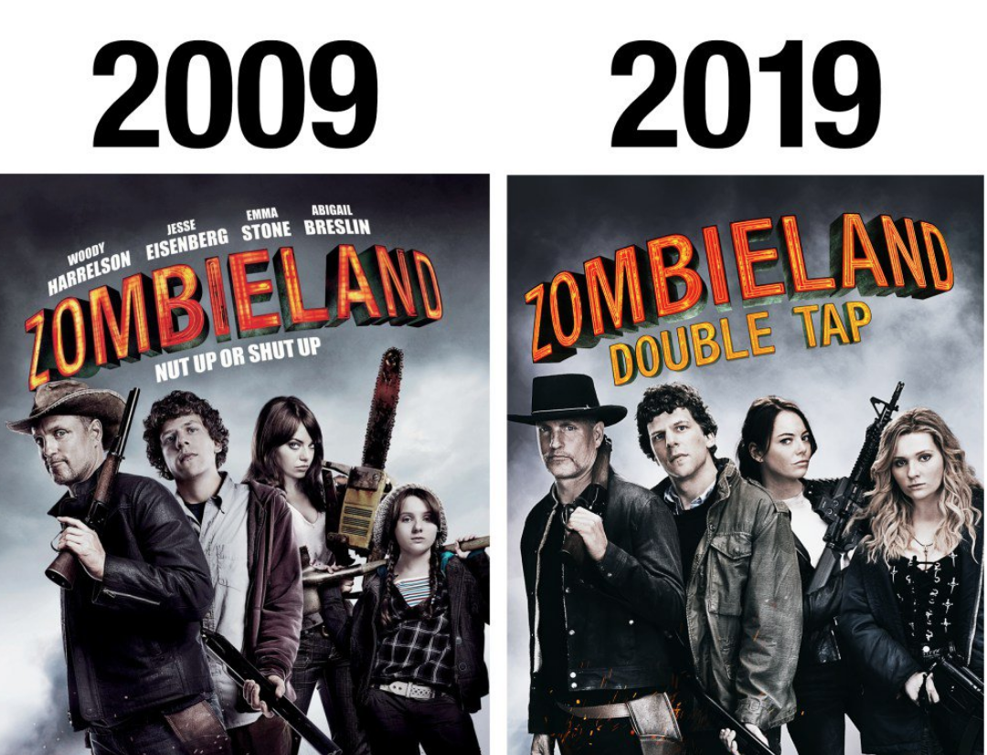 All Comedy Movies In 2009 watch] zombieland 2 — double tap 2019 movie [hd] download