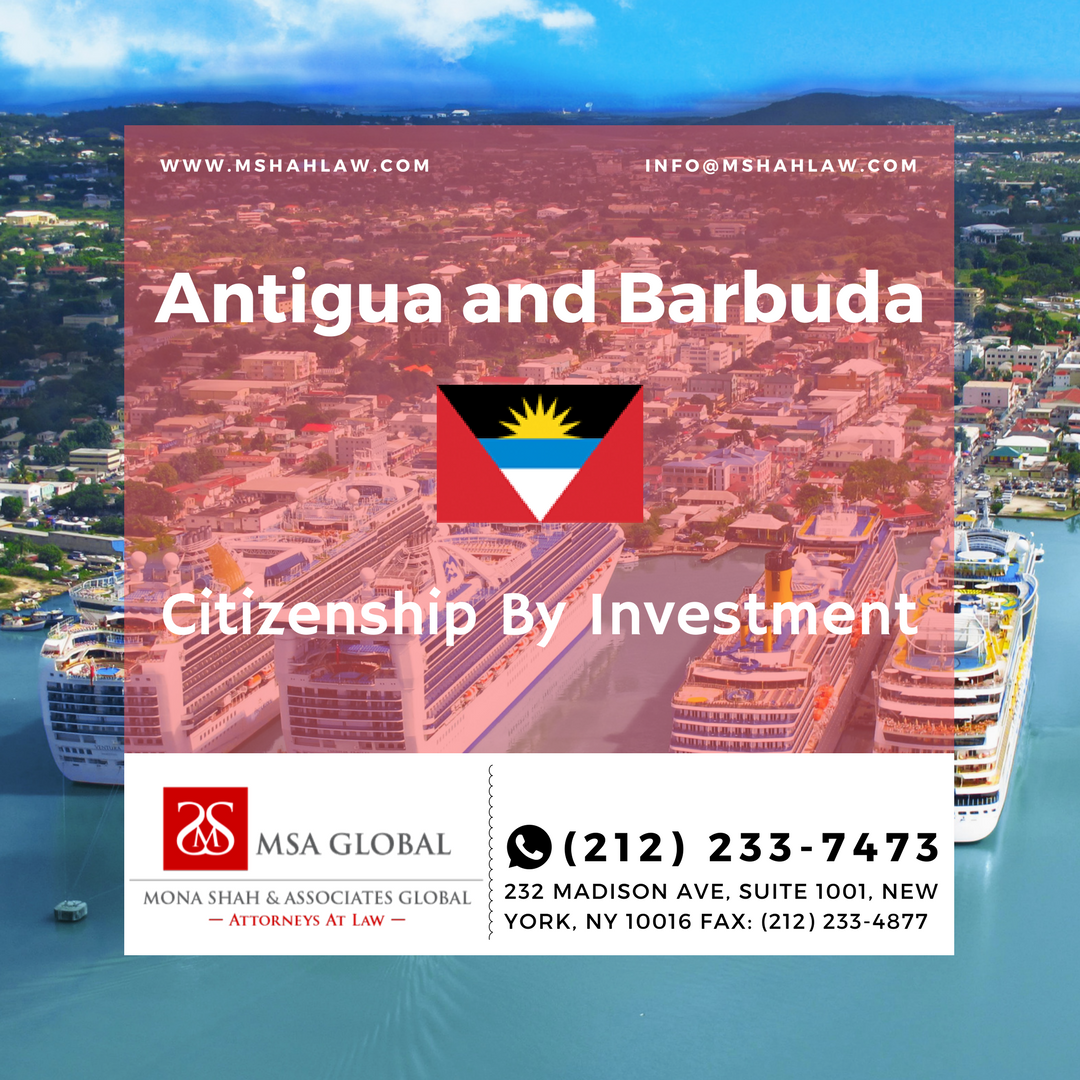 Citizenship by investment antigua morgan stanley investment performance reporting analyst
