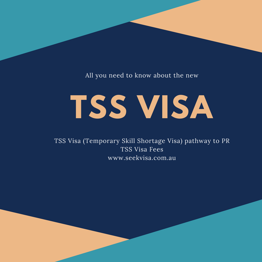 TSS Visa is here! - seekvisa com au - Medium