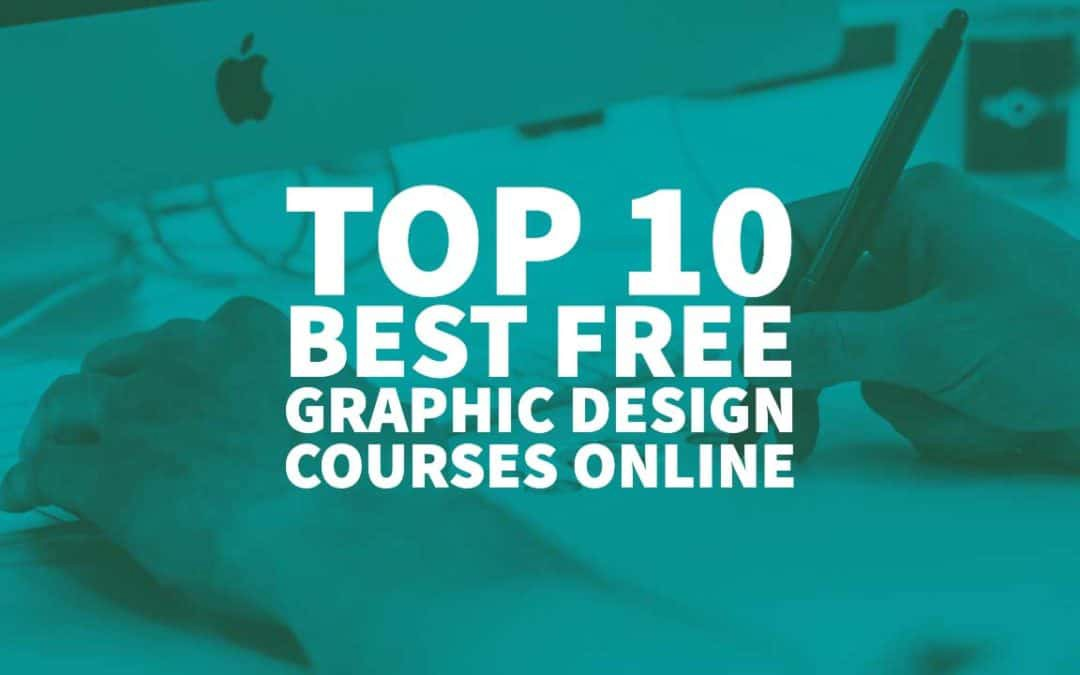 Top 10 Best Free Graphic Design Courses Online By Inkbot Design Medium