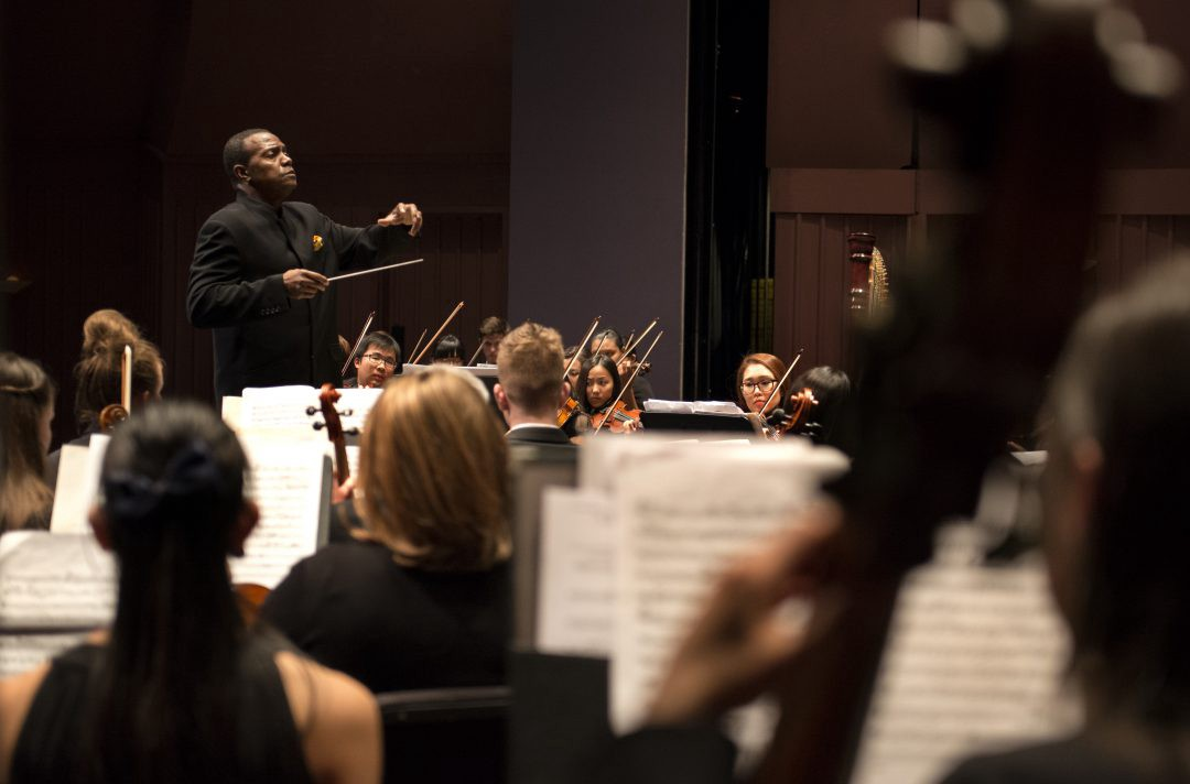 An homage to African-American composers - UC Irvine - Medium