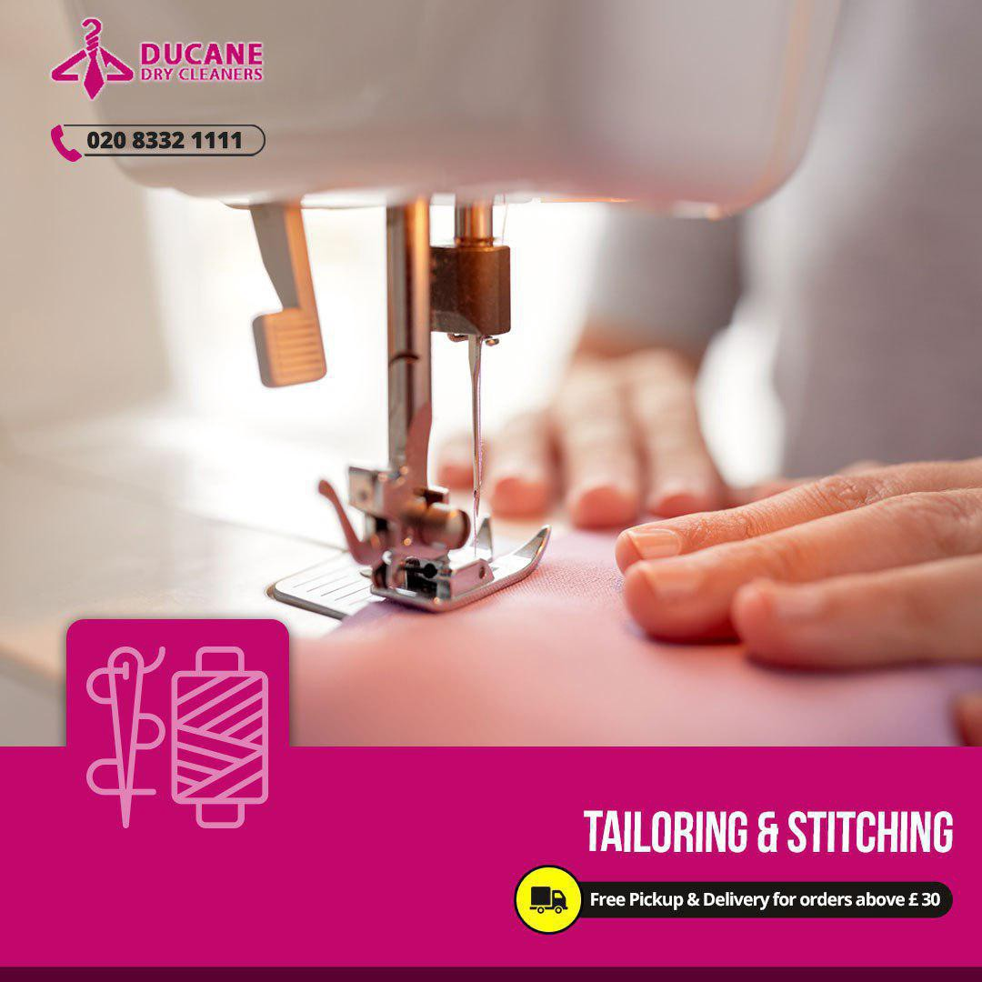 Tailoring Stitching Clothing Alterations Tailoring By Ducane Dry Cleaners Medium