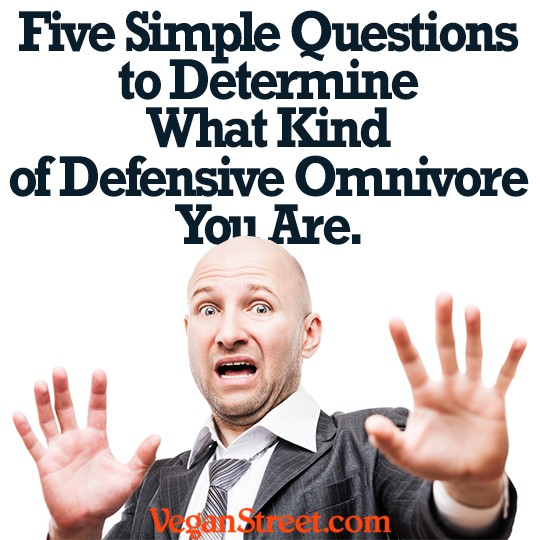 Five Simple Questions to Determine What Kind of Defensive Omnivore