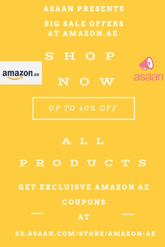 Amazon AE Coupon Codes, Discount Code and Promo Code UAE 2019