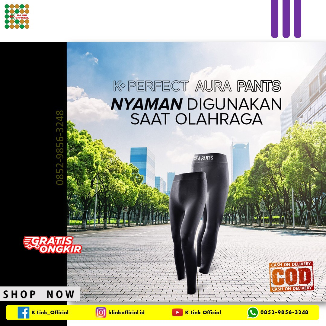 Wa 0852 9856 3248 Harga K Perfect Aura Pants Makassar By Ansar Yusuf Kpap Medium
