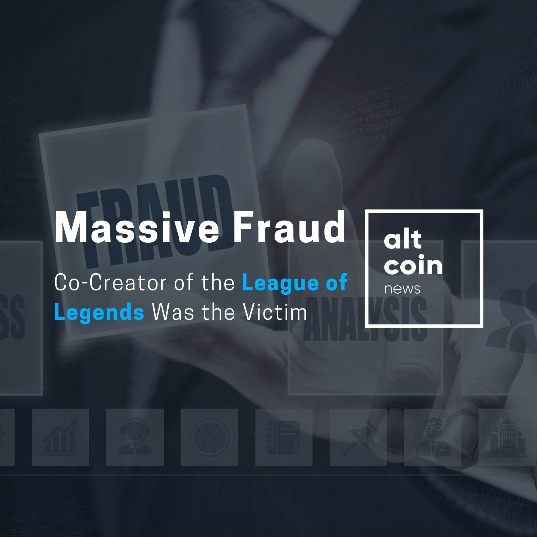 Co Creator Of League Of Legends Lost 5 Million In Massive Fraud