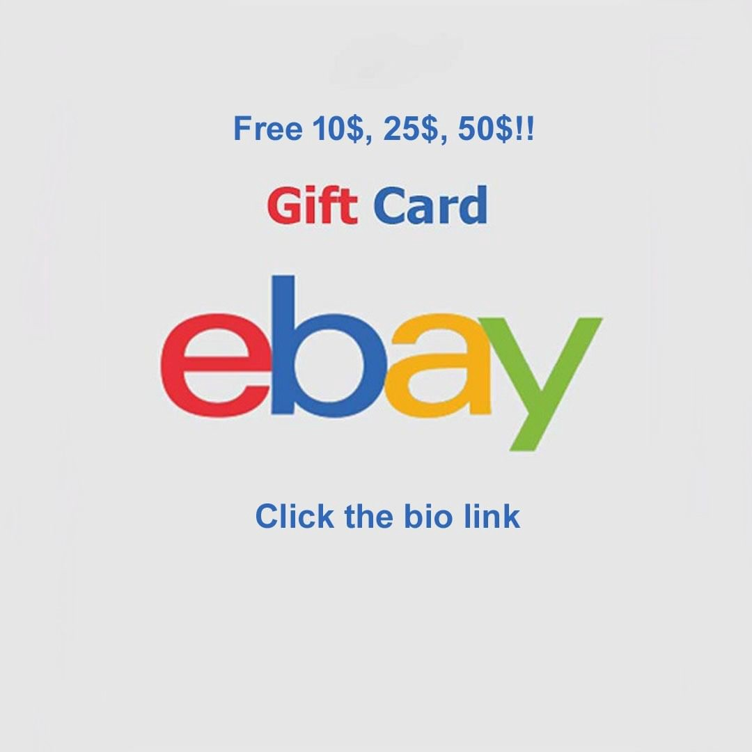 50 Ebay Gift Card Us There S Nothing Better Than Shopping By James Caroline Medium