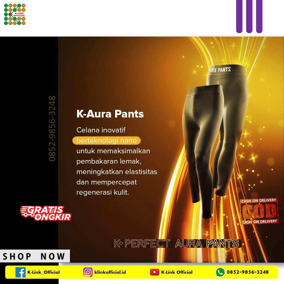 Wa 0852 9856 3248 K Aura Pants K Link By Ansar Yusuf Kapk Medium