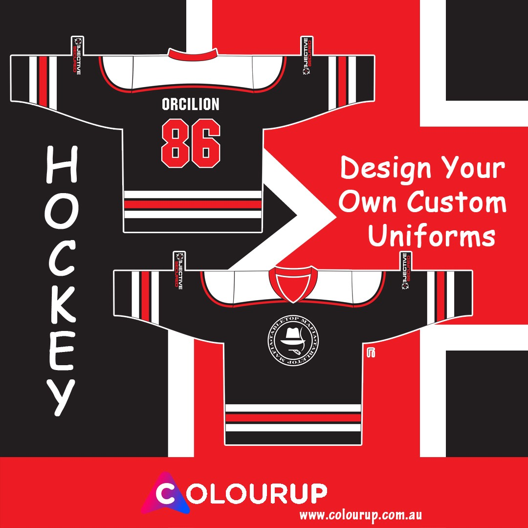 make your own hockey jersey
