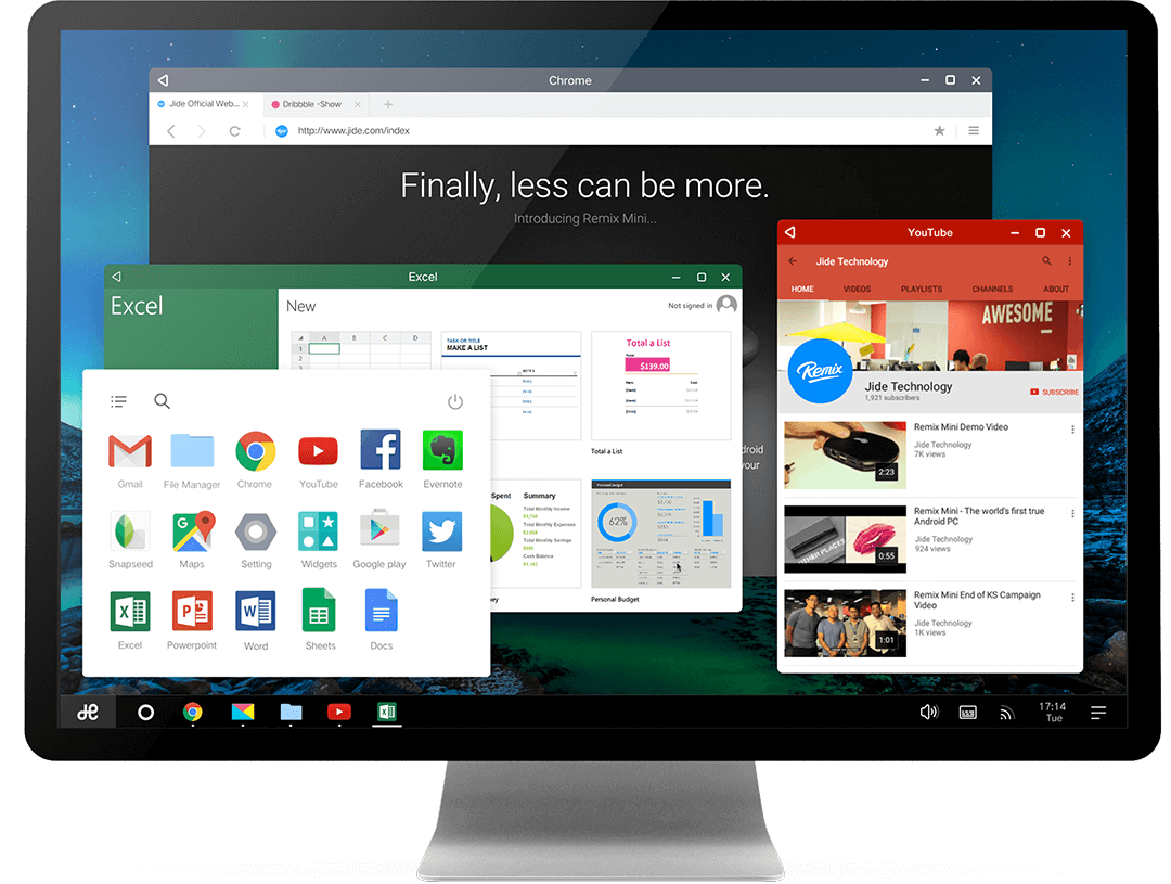 How to install Remix OS alongside Ubuntu - blog dionajie