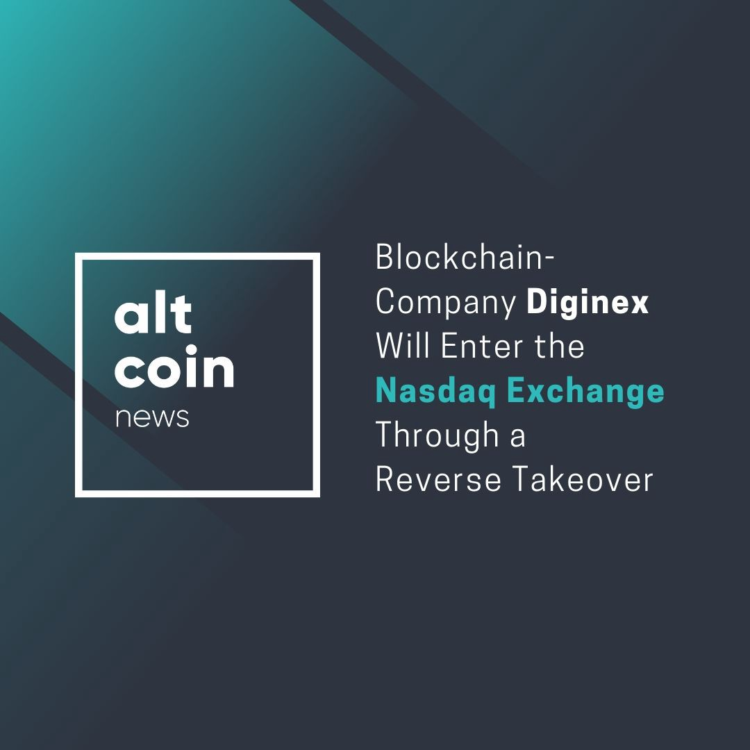 Altcoin News: Blockchain-Company Diginex Will Enter the