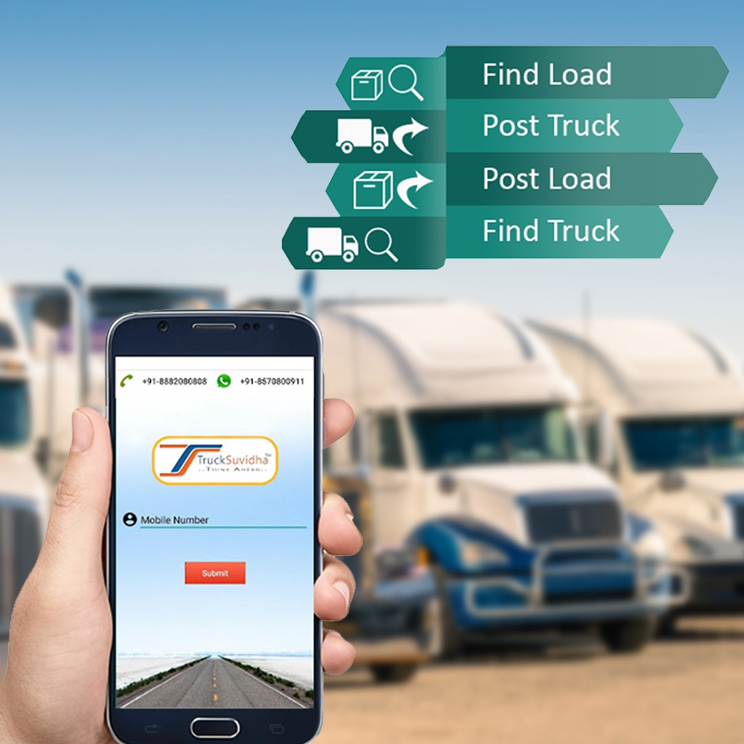 Hire The Truck as Per Your Requirement With The Freight Booking Online Services