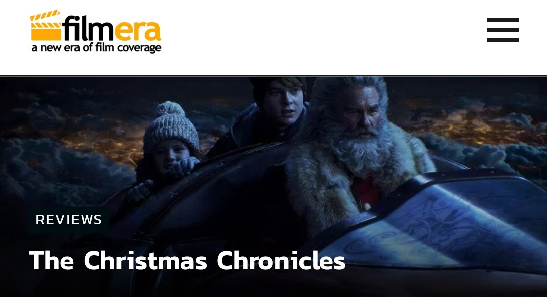 Christmas Chronicles Review.The Christmas Chronicles Review Trudie Graham Medium