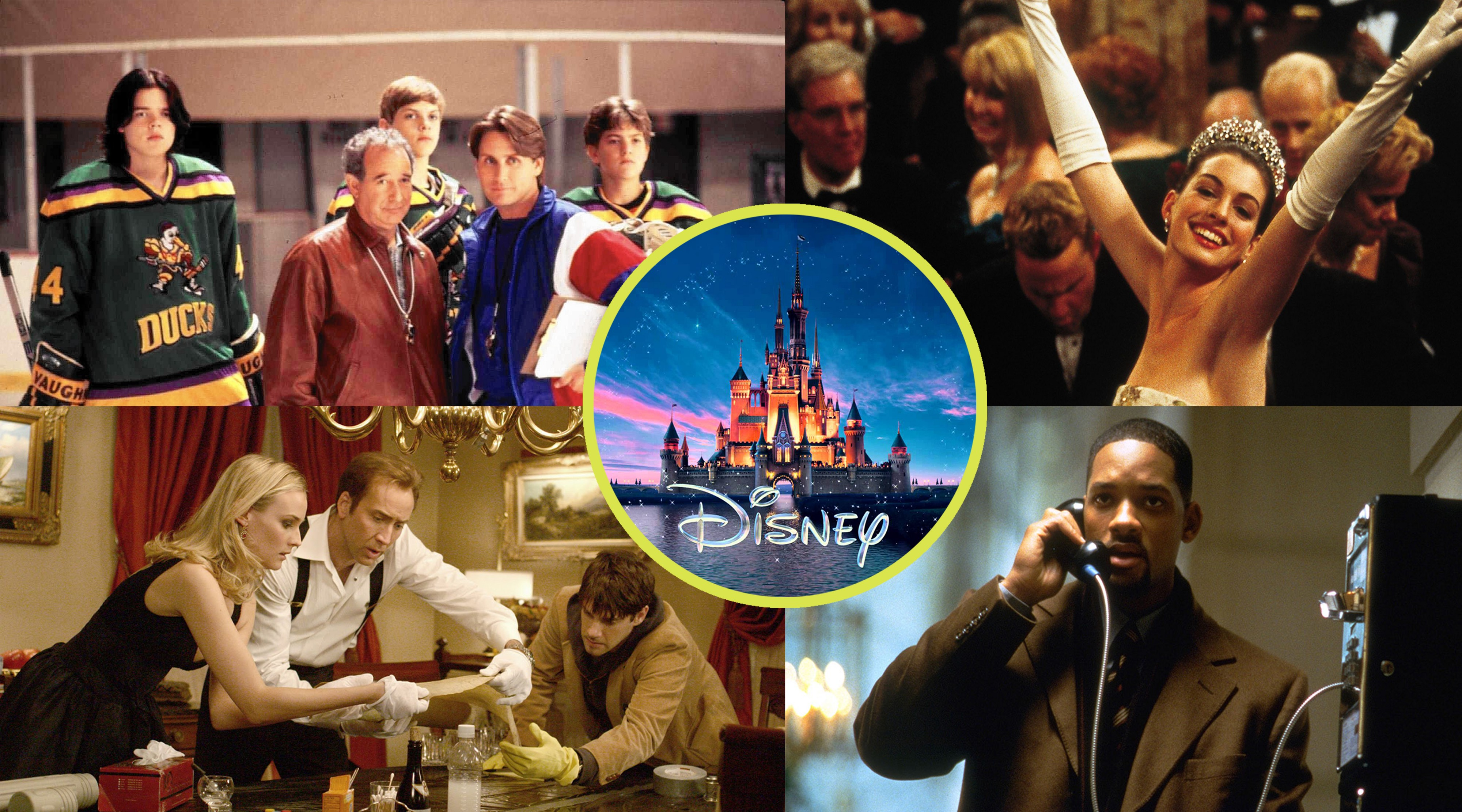 10 TV Adaptations for Disney's Streaming Service