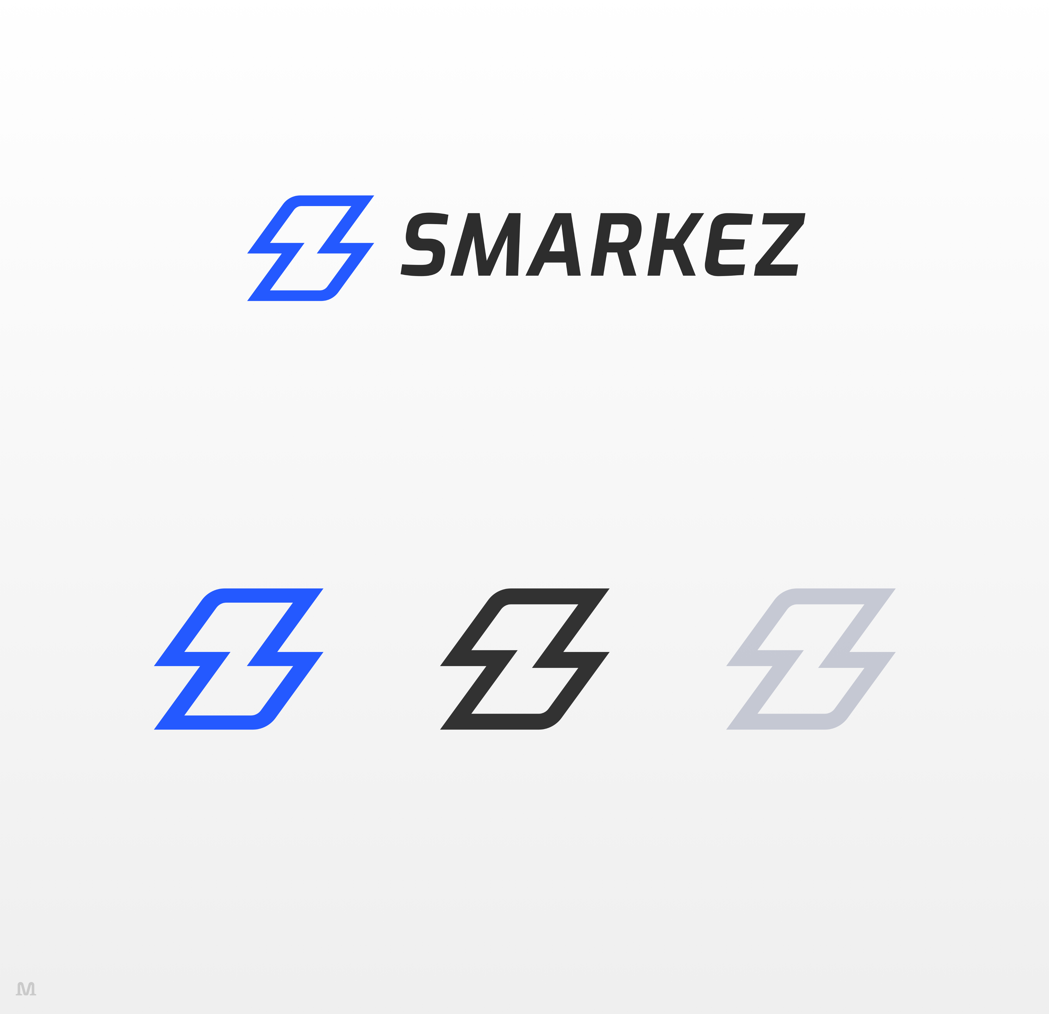 Smarkez browser logo redesign by Marcello Di Giovanni www.marcellodigiovanni.design