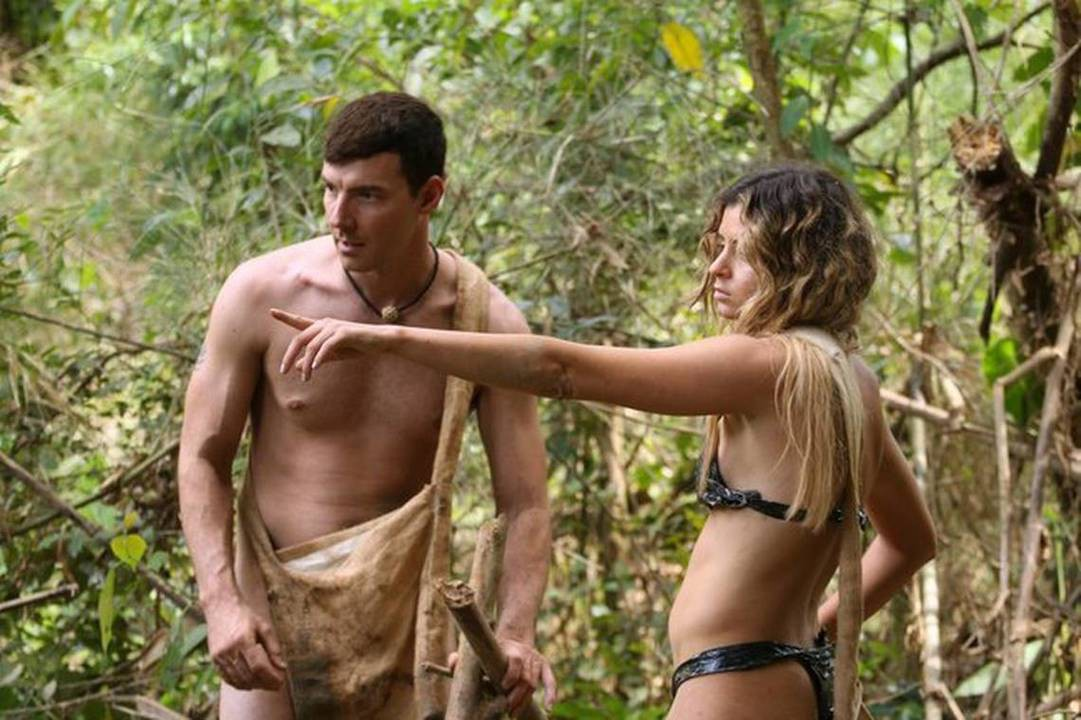 Makani Nalu On Naked And Afraid Xl