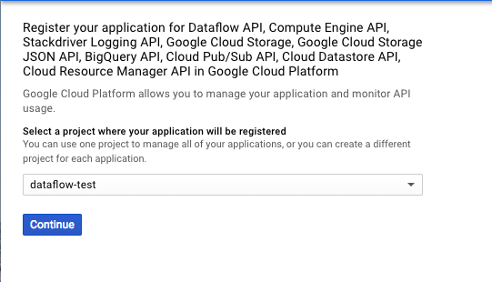 How to Create A Cloud Dataflow Pipeline Using Java and