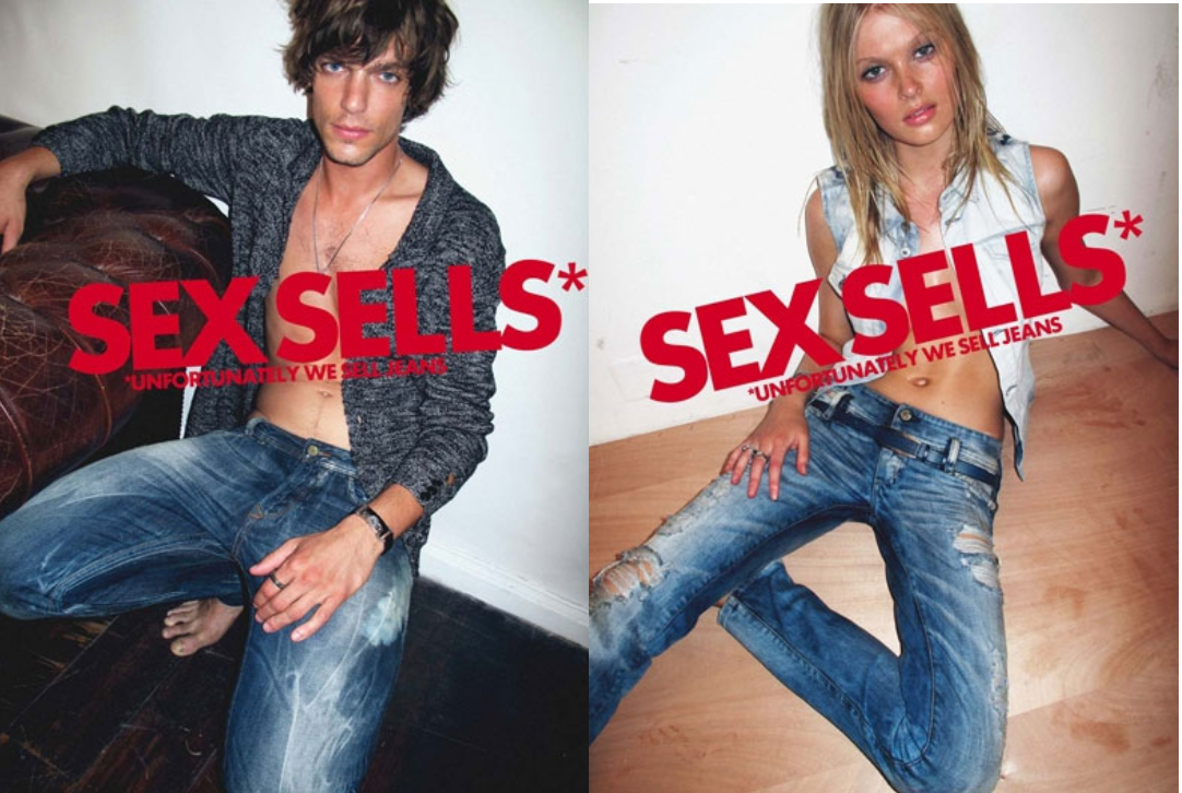 Is Sex Sells Still True?. Learn the history of sex in