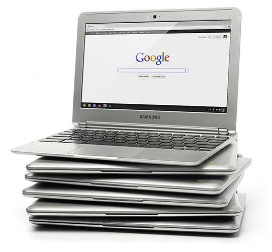 How I Learnt to Stop Worrying and Love the Chromebook