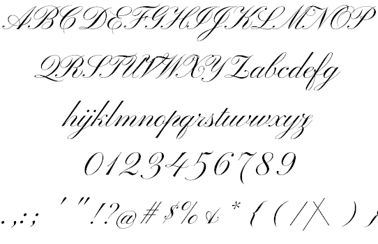 16 Calligraphy Fonts for Designers to Spruce Up Your Next