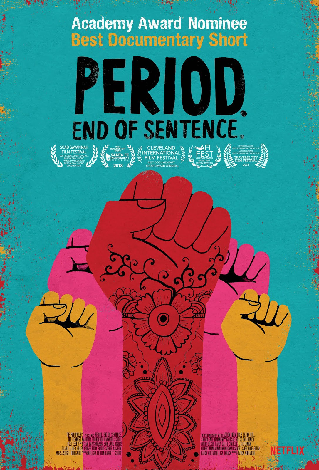 Period. End of Sentence. - Isha B - Medium