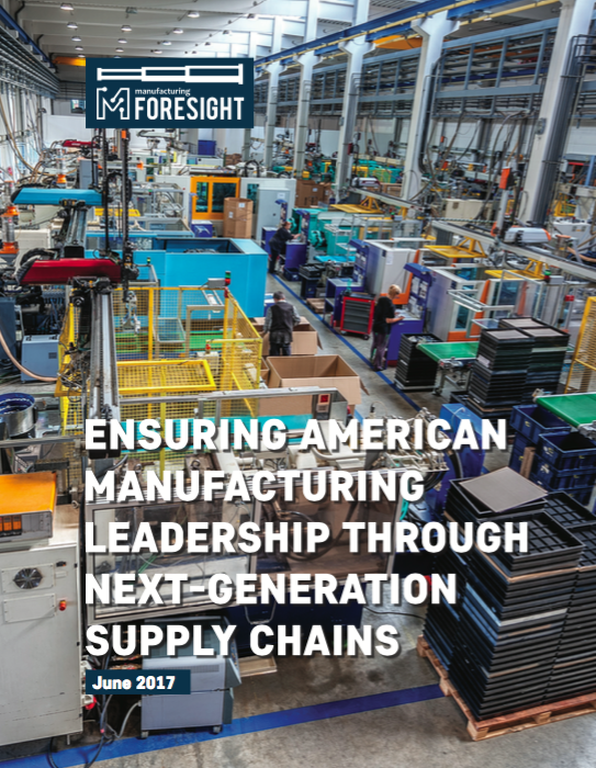 Launch Event: Ensuring American Manufacturing Leadership