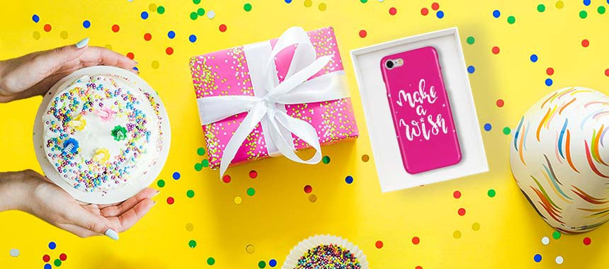 Birthday Gift Ideas Perfect For Your Best Friend Mobile Covers
