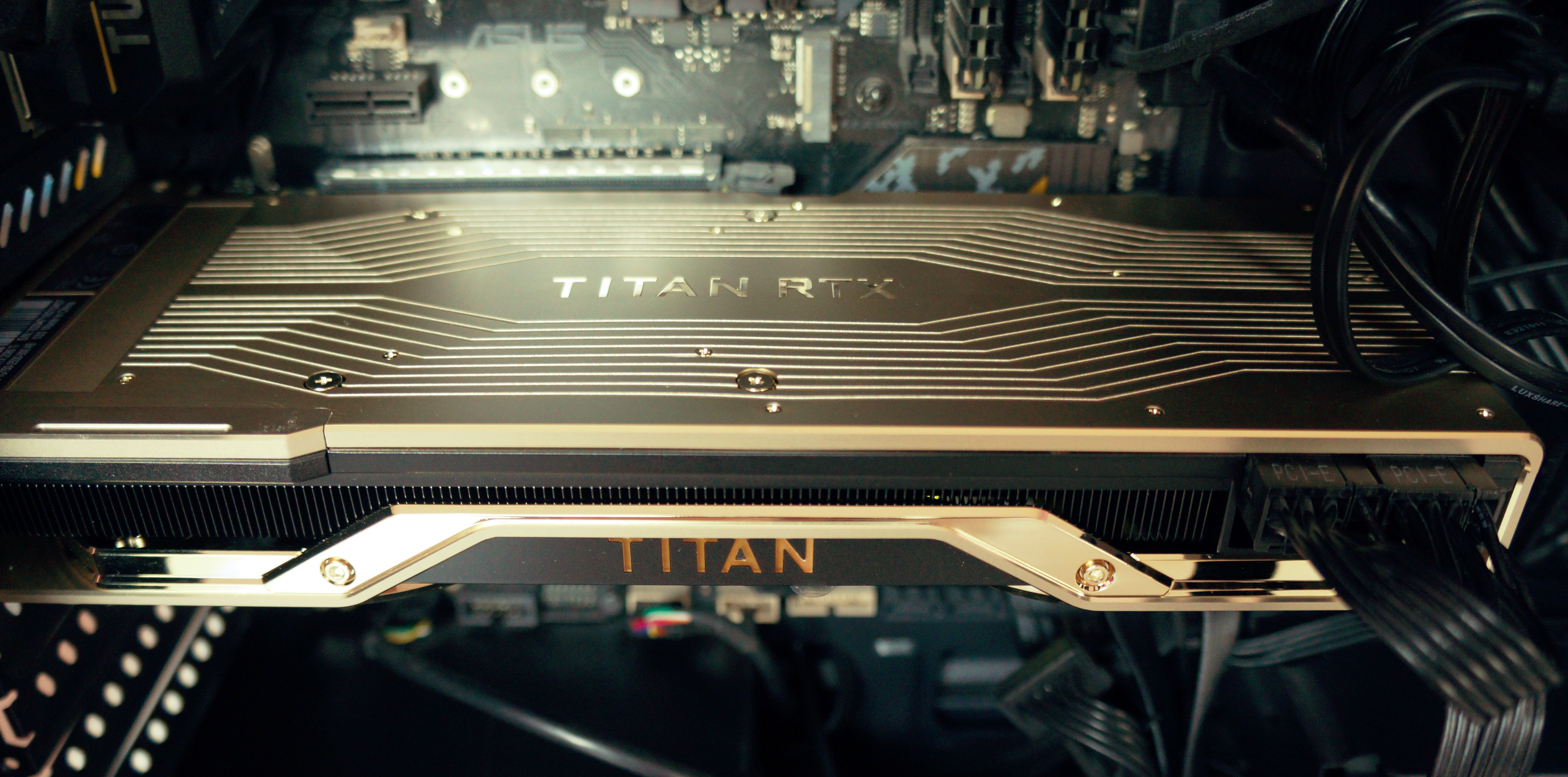 Titan RTX: Quality time with the top Turing GPU - Slav