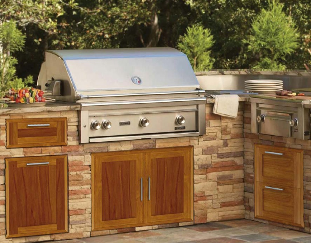 Why It S Time For You To Shift To Wooden Outdoor Kitchen By Kristen Darin Medium