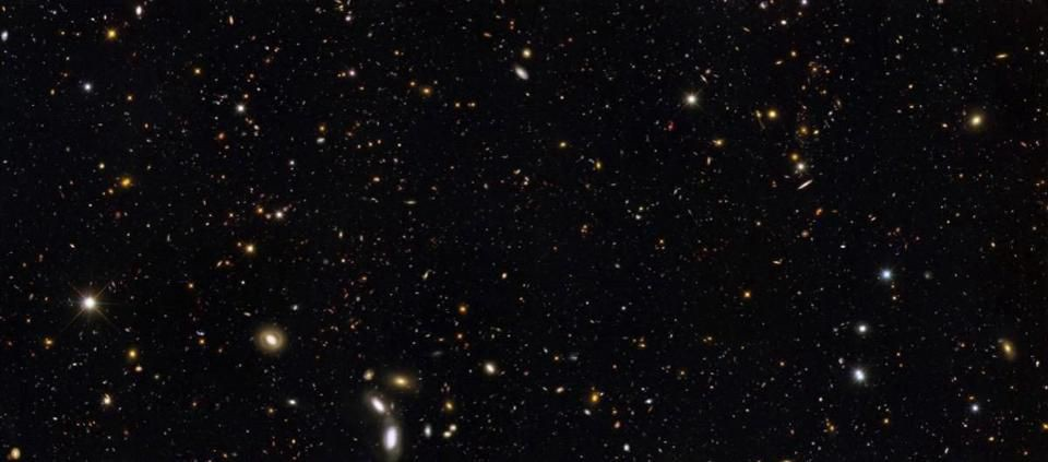 If The Universe Is 13 8 Billion Years Old, How Can We See 46