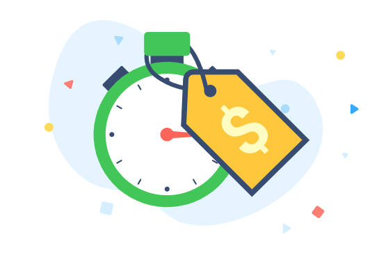 Price of a time tracker