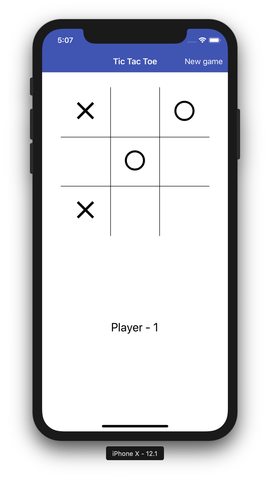 Migrating a Web-Based React Tic-Tac-Toe Game to React Native