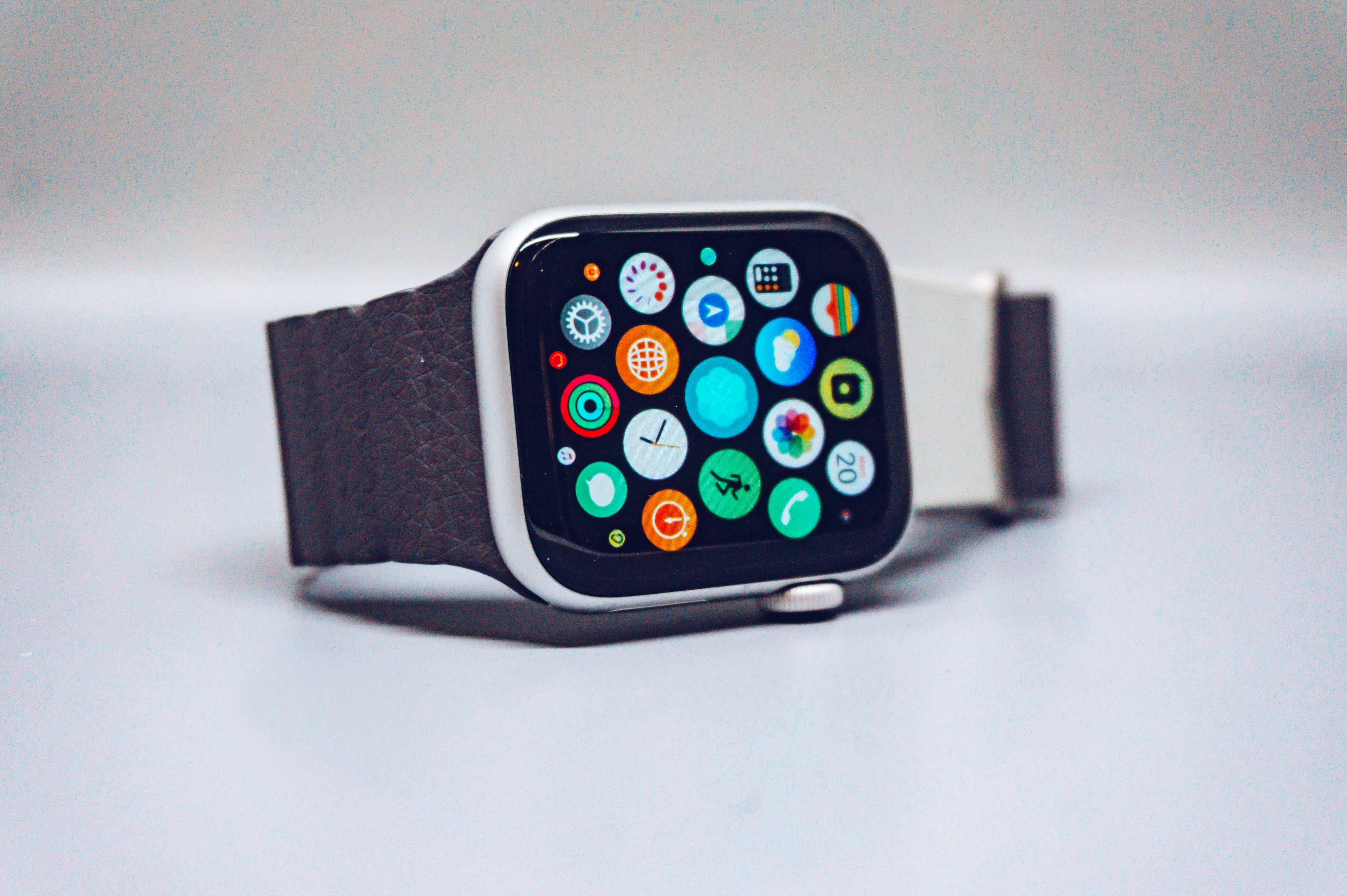 Apple Watch studio shot