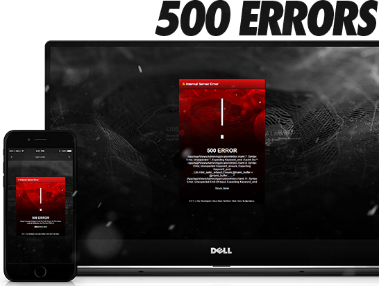 🔋 Custom (400 / 500) Error Pages in Ruby on Rails