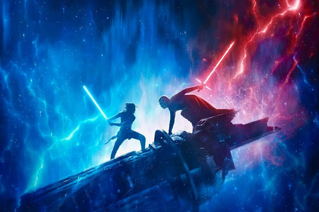 Why Star Wars: The Rise of Skywalker Was So Bad - Screen Time - Medium