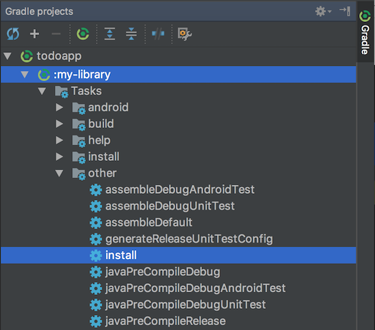 Local Maven Repository and Libraries - AndroidPub