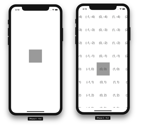Creating an infinite grid on iOS - ITNEXT