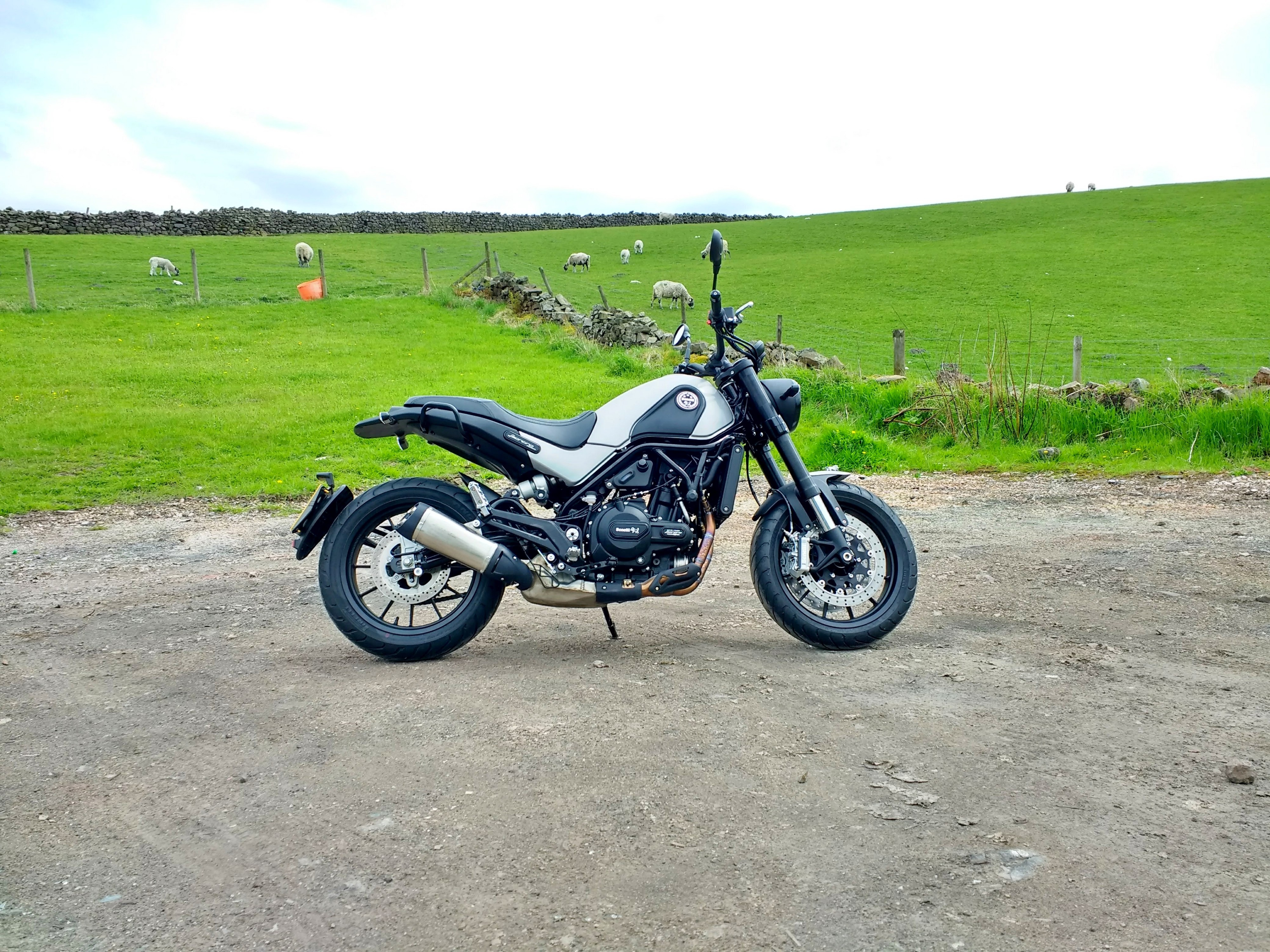 Motorcycle Review — 2018 Benelli Leoncino 500 - Richard