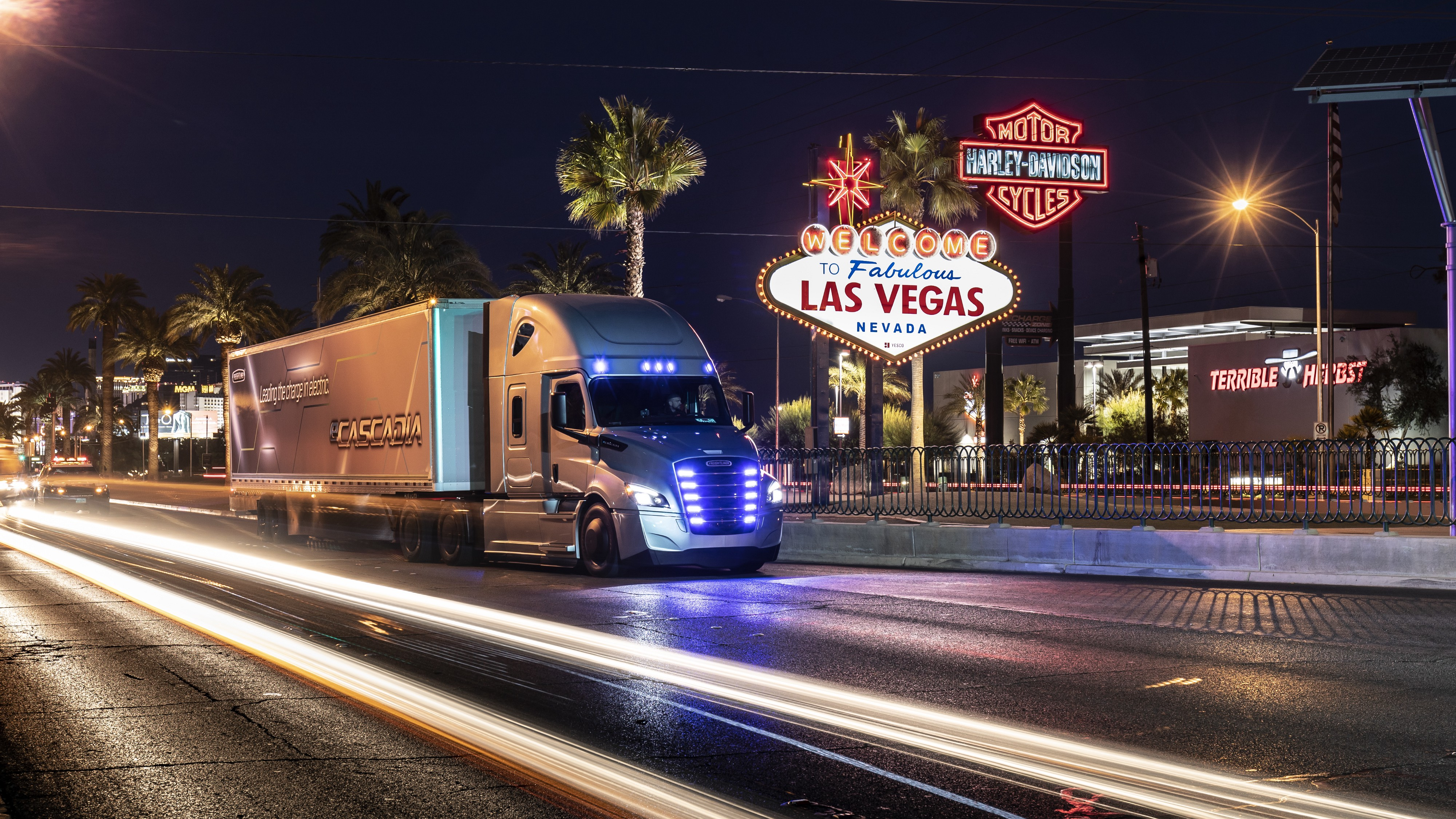 Freightliner Las Vegas >> Electric Trucks And The Fairy Tale Of Fast Startups Vs Slow