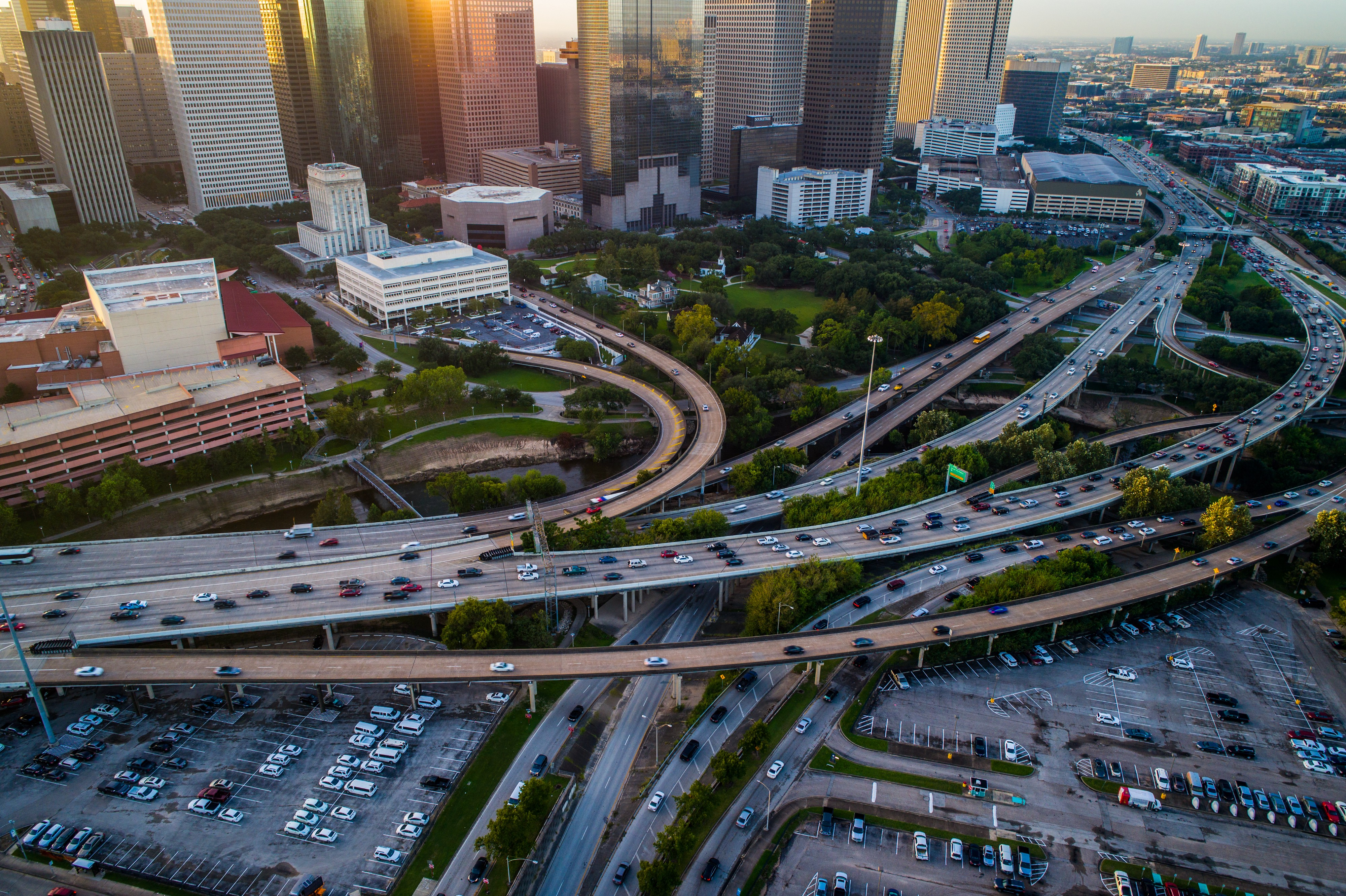 Small Sensors Hyperlocal Data And A High Tech Look Into Houston S Air Pollution By Environmental Defense Fund The Fourth Wave Medium
