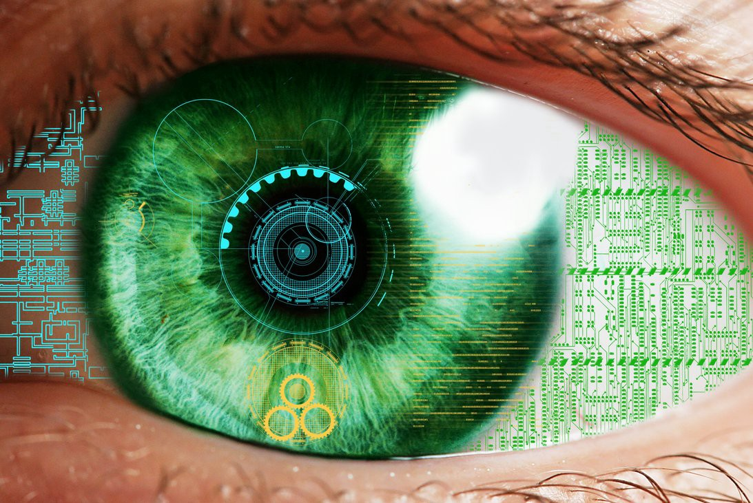 This bionic eye brings cyborgs one step closer to reality