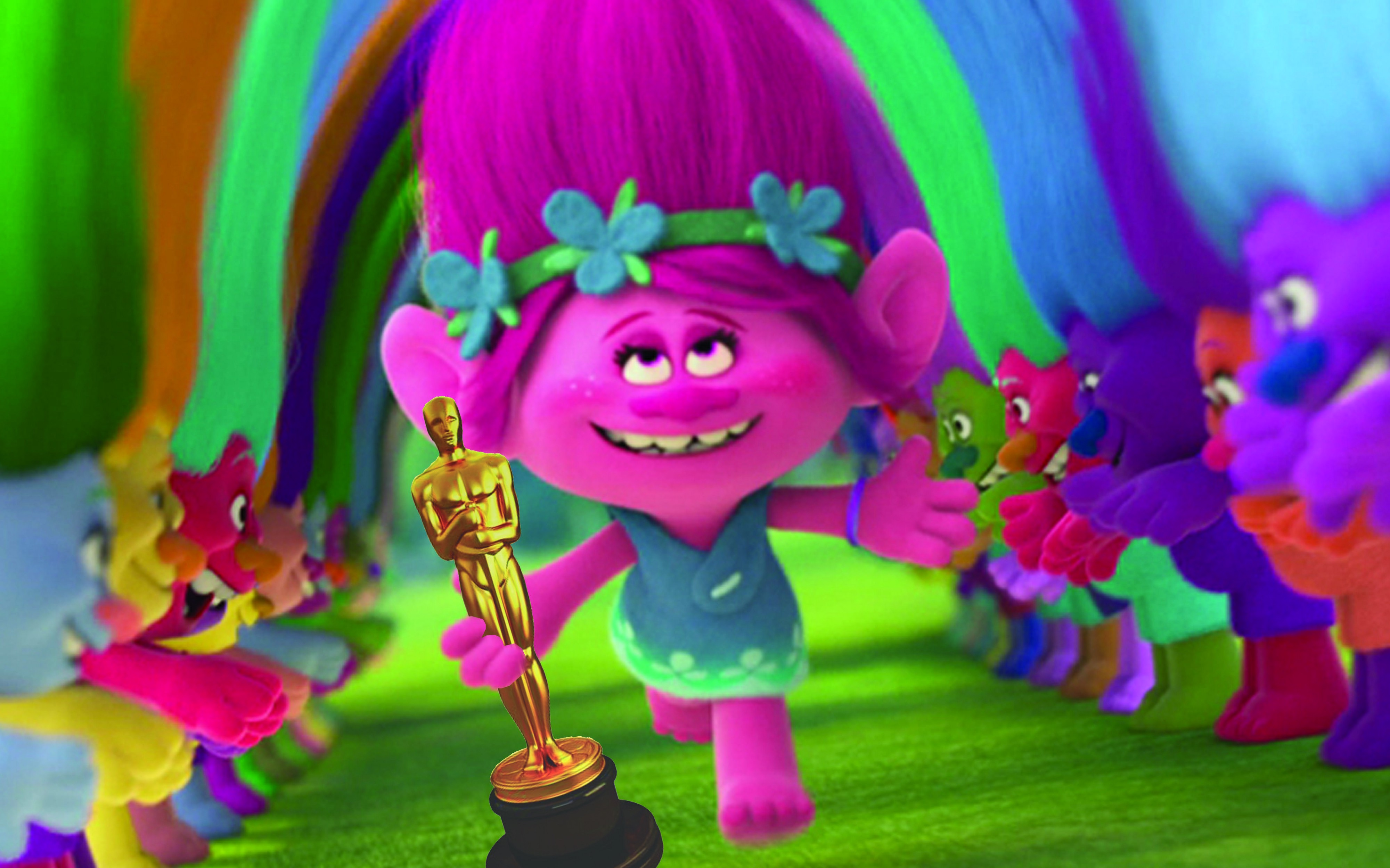 Trolls,' the absolute, objectively best movie of all time