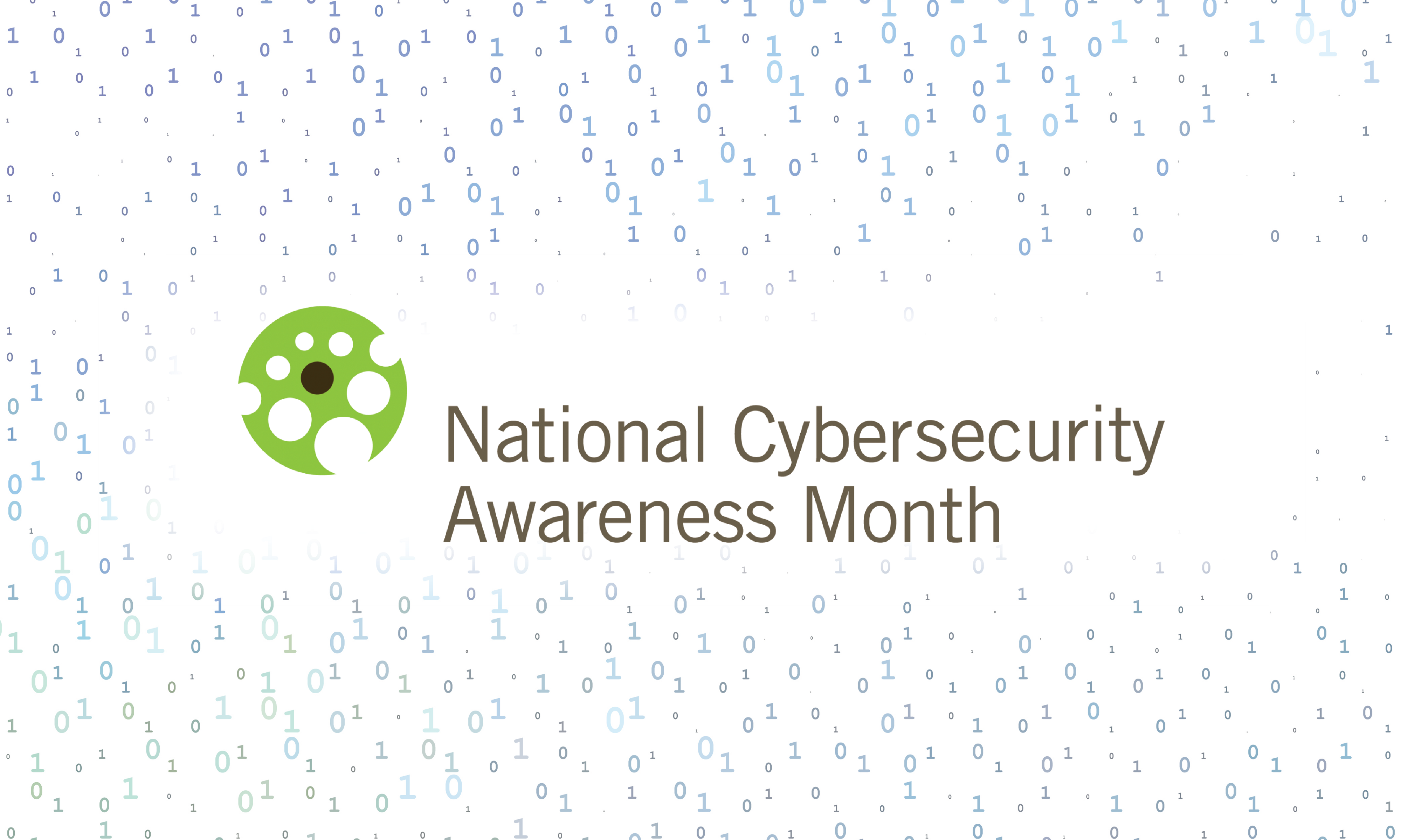 October is National Cybersecurity Awareness Month - Search