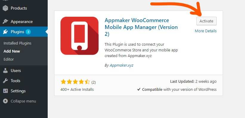 How to Convert a WooCommerce website into mobile app ?