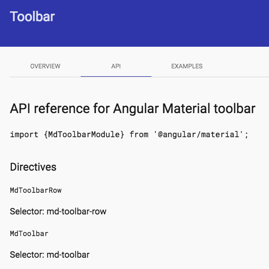 Angular 4 + Material Design - codeburst