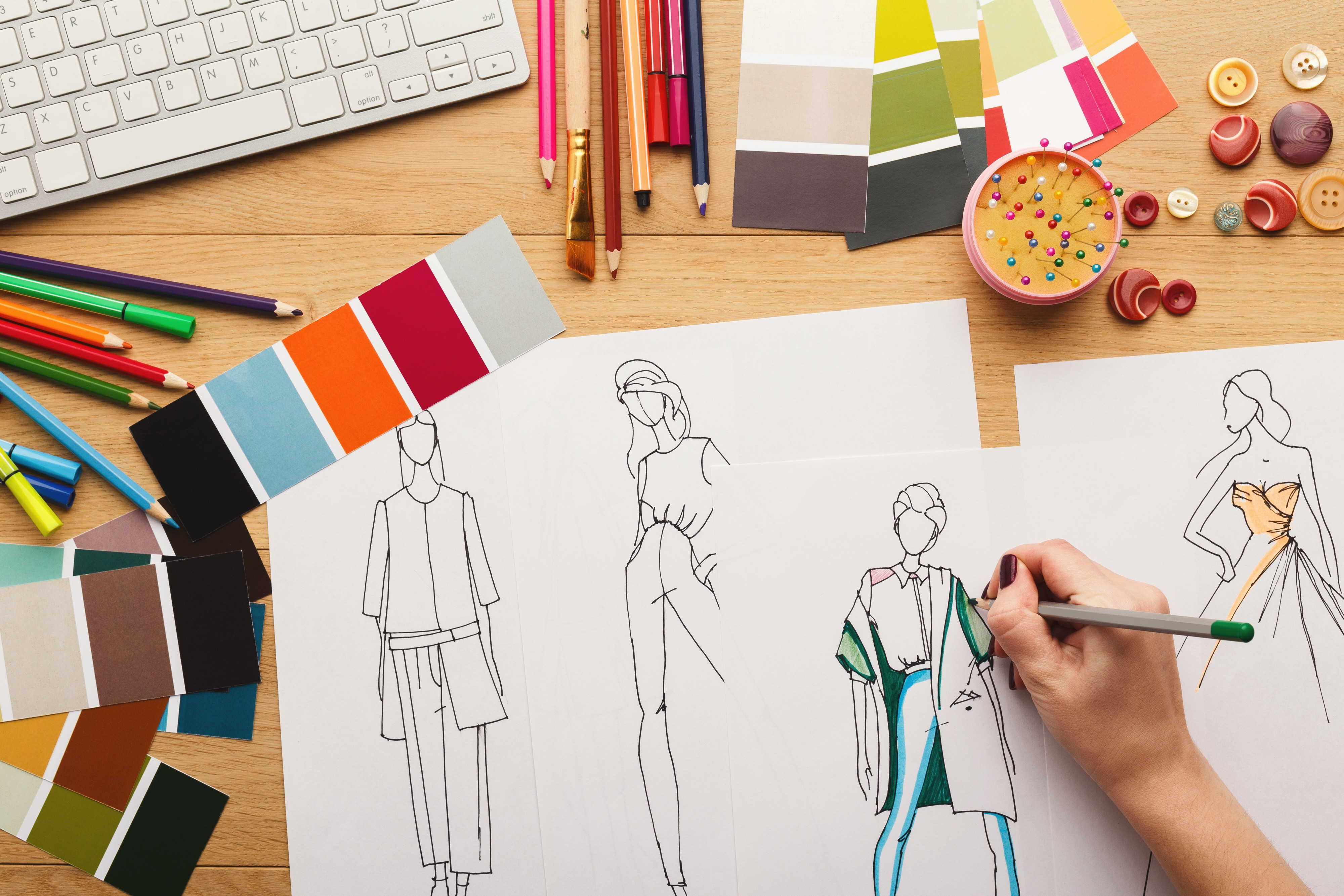 How To Create A Fashion Design Portfolio For A Job Interview By Ajee Buggam Medium