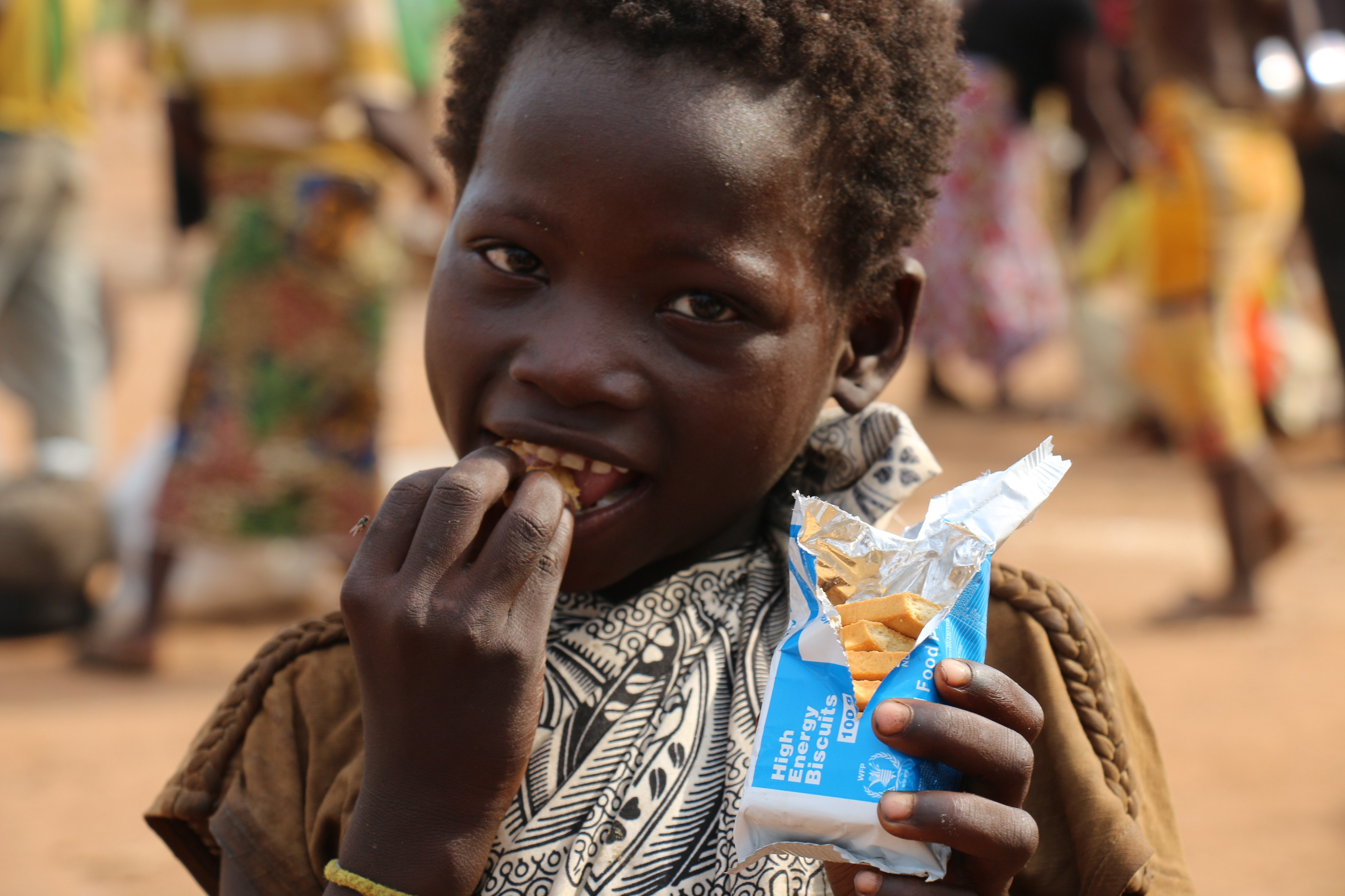 WFP at a glance. A regular lowdown on the facts, figures… | by World Food Programme | World Food Programme Insight