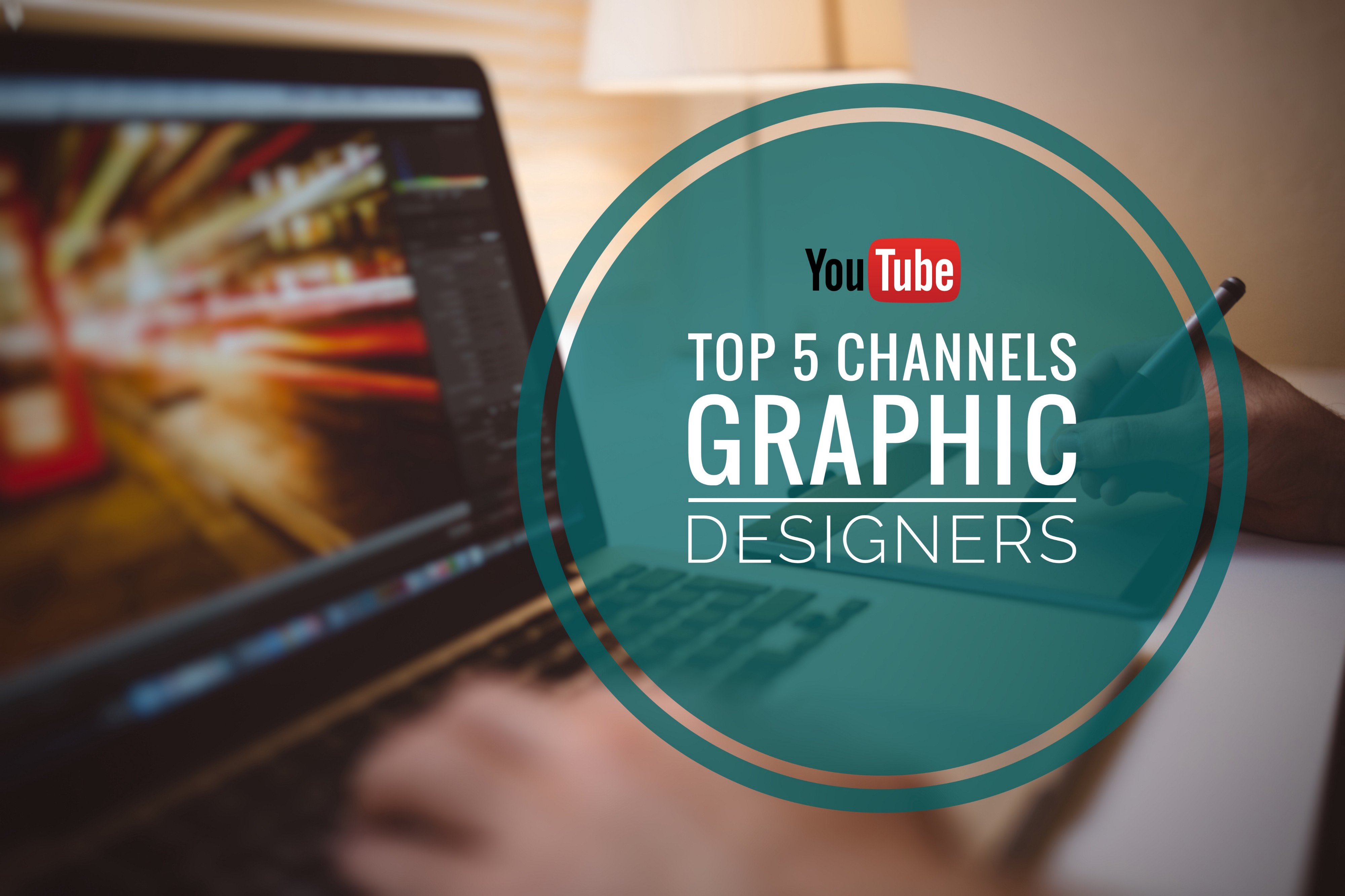 Top 5 must follow YouTube Channels for Graphic Design