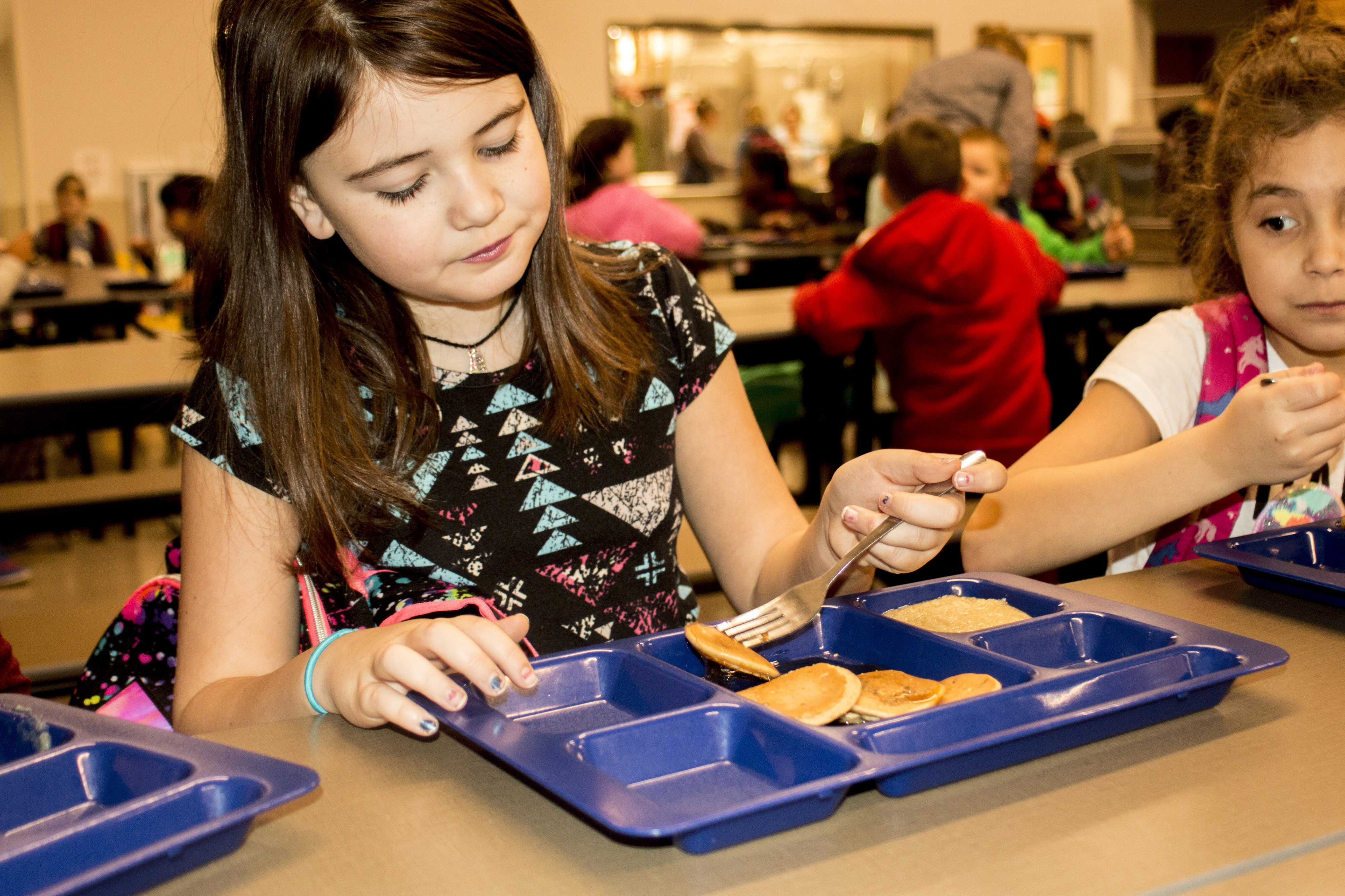 New law offers Breakfast After the Bell program for hungry