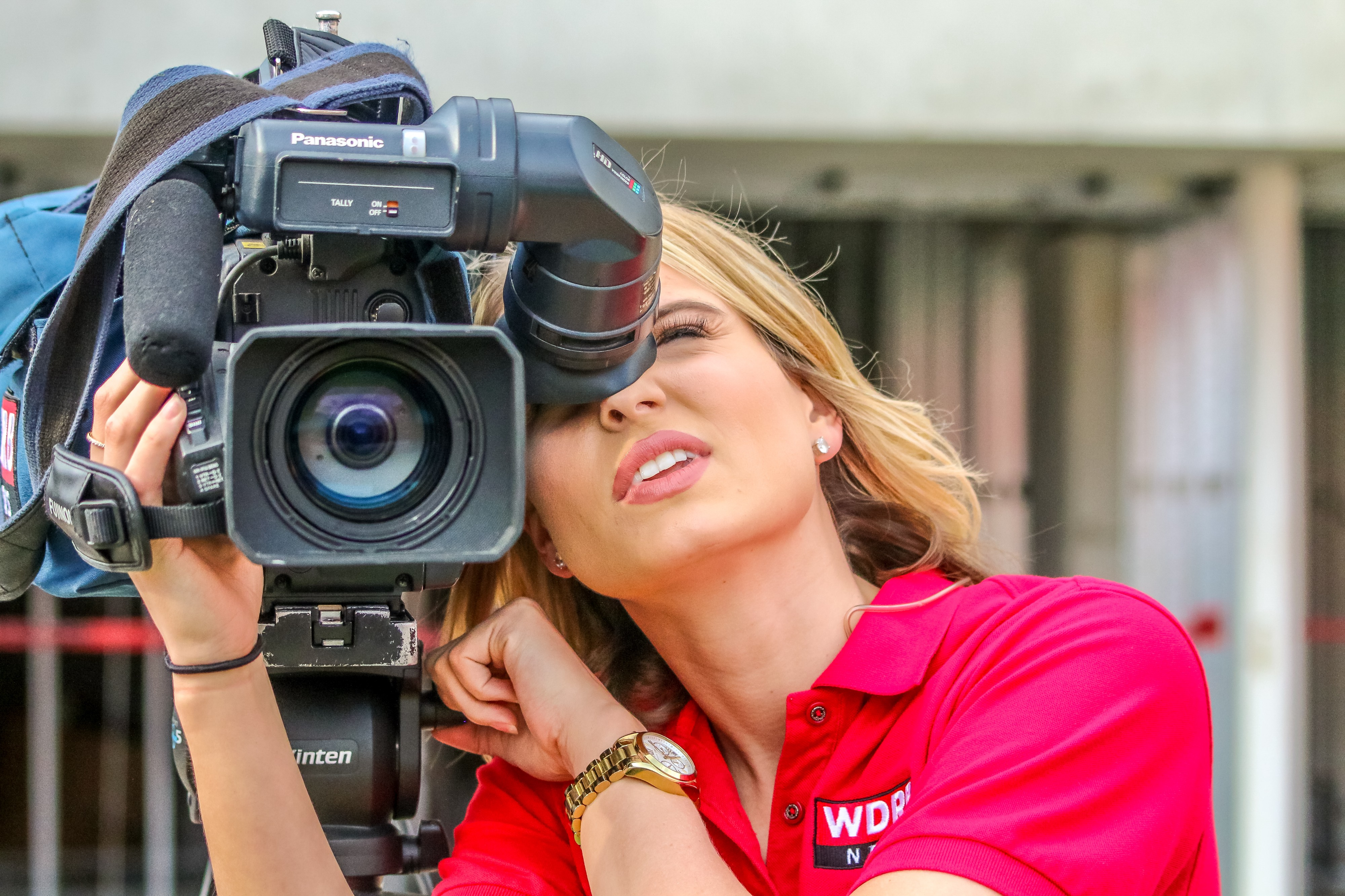 CRAWFORD | A *definitive* Katie George WDRB photo gallery
